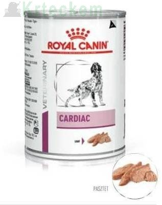 ROYAL CANIN Cardiac 12x410g konzerva
