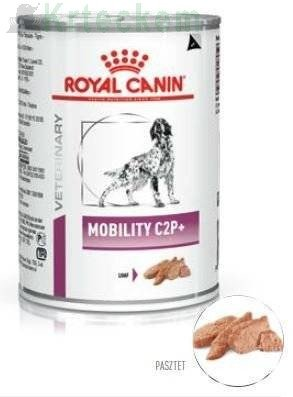 ROYAL CANIN Mobility C2P+ 12x400g