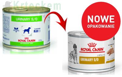ROYAL CANIN Urinary S/O 12x200g
