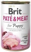 BRIT PATE & MEAT PUPPY 400g