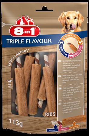 8in1 Triple Flavour Ribs 6 ks