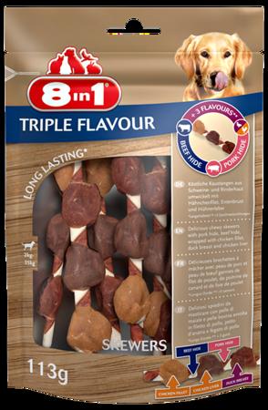 8in1 Triple Flavour Skewers 6 ks