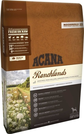 ACANA REGIONALS Ranchlands Dog 340g