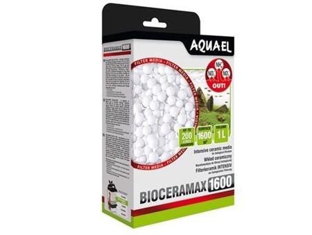 AQUAEL BIOCERAMAX Ultrapro 1600 - biologická náplň 1 L