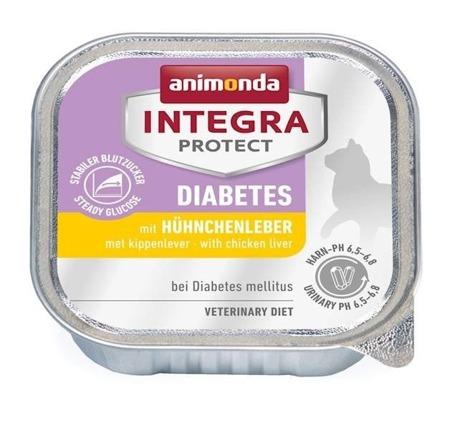 Animonda Integra Protect Diabetes kuřecí játra 100 g