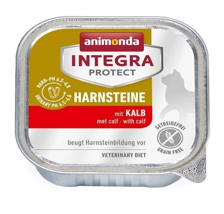 Animonda Integra Protect Harnsteine Telecí 100g