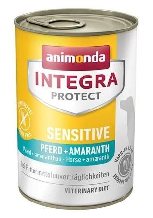 Animonda Integra Protect Sensitive koňské maso & amarant 400g