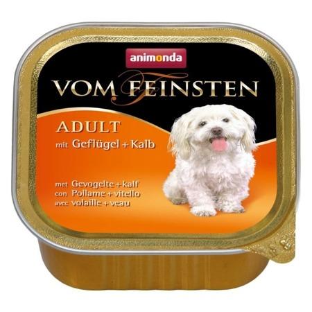 Animonda Vom Feinsten Classic drůbeží & telecí 150g