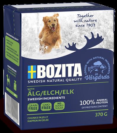Bozita Dog Elk 370g