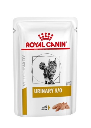 ROYAL CANIN Cat Urinary in loaf 12x85g