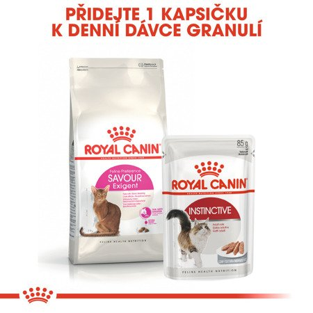 ROYAL CANIN  Exigent Savour 35/30 Sensation 400g