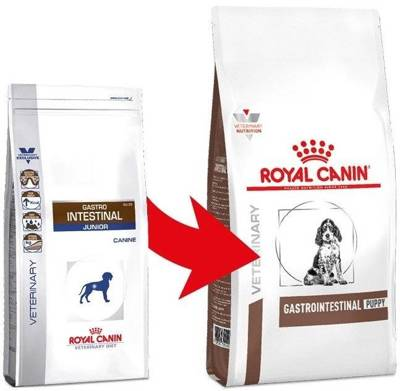 ROYAL CANIN Gastro Intestinal Junior GIJ29 2,5kg