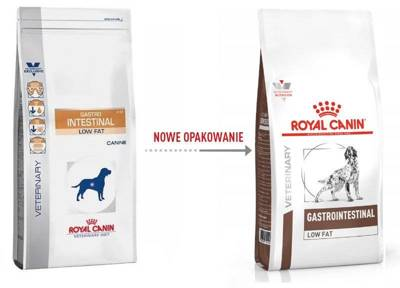 ROYAL CANIN Gastro Intestinal Low Fat LF22 1,5kg