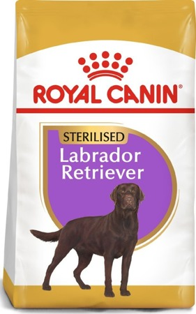 ROYAL CANIN Labrador Retriever Sterilised Adult 12kg