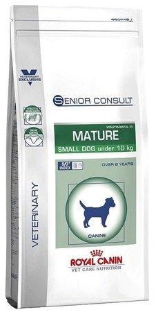 ROYAL CANIN Mature Small Dog Senior Consult Vitality&Dental 1,5kg