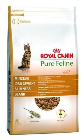 ROYAL CANIN Pure Feline Slim Figure 1,5 kg
