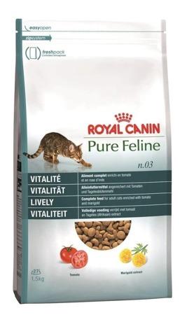 ROYAL CANIN Pure Feline Vitalita 1,5kg
