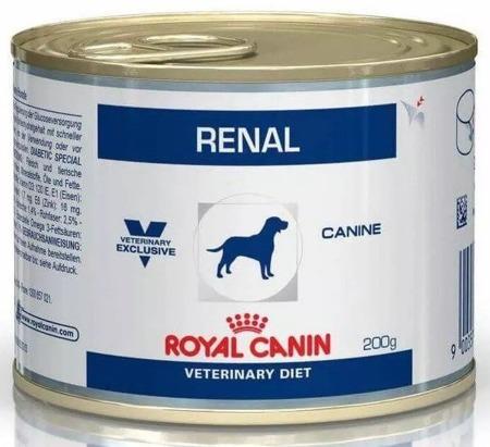 ROYAL CANIN Renal Canine 200g konzerva