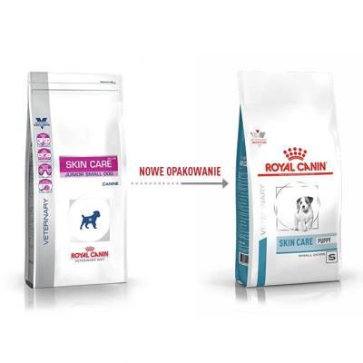 ROYAL CANIN Skin Care Junior Small Dog SKJ29 2kg