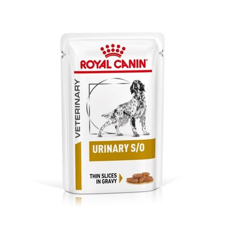 ROYAL CANIN Urinary S/O 12x100g