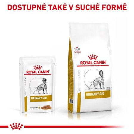 ROYAL CANIN Urinary S/O 12x100g