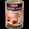 ANIMONDA GranCarno Sensitiv Adult Dog příchuť: kuře + brambory 400g