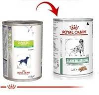ROYAL CANIN Diabetic Special Low Carbohydrate 410g konzerva