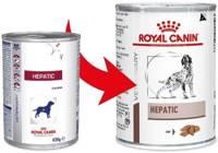 ROYAL CANIN Hepatic HF 16 420g konzerva
